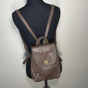Vintage Coach rucksack Backpack